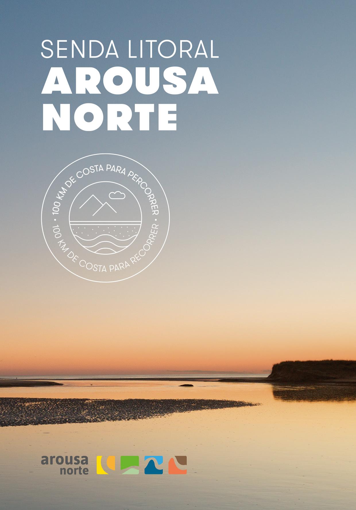 Senda Litoral Arousa Norte - guía