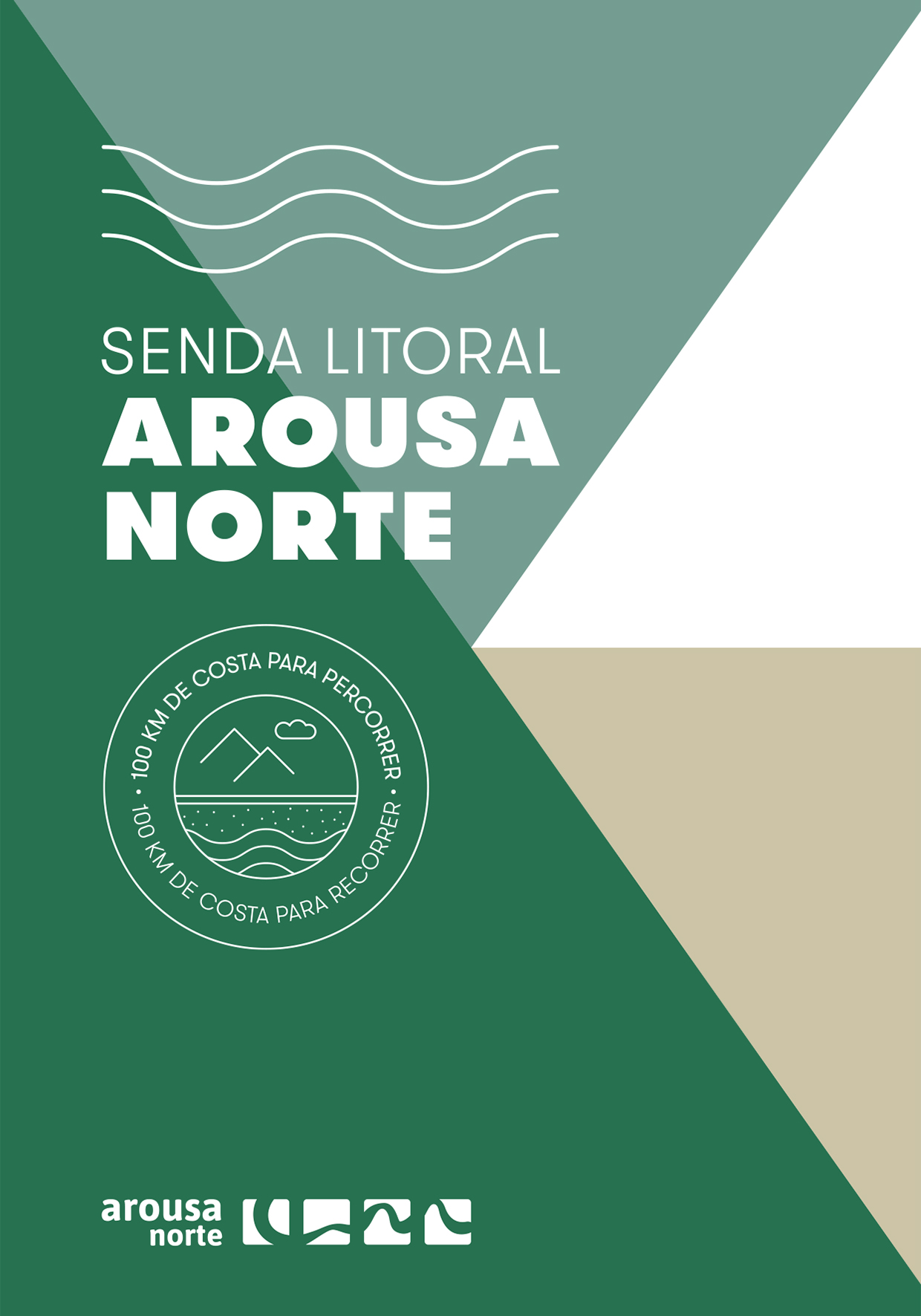 Folleto Senda Litoral Arousa Norte